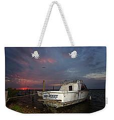 Easy Money Weekender Tote Bag