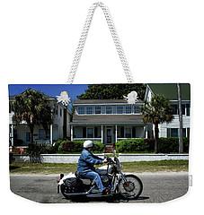 Easy Rider Weekender Tote Bag