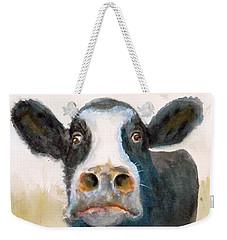 Eat More Chicken Weekender Tote Bag