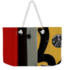 Eat Street Detail Weekender Tote Bag