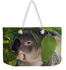 Eat Your Greens Weekender Tote Bag