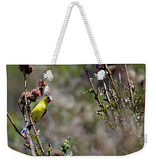 Eating Natural Weekender Tote Bag