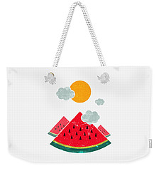 Eatventure Time Weekender Tote Bag by Mustafa Akgul