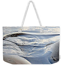 Weekender Tote Bag featuring the photograph Ebb Tide by John Glass