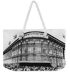 Ebbets Field, Brooklyn, Nyc Weekender Tote Bag