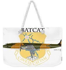 Ec-121r Batcatcavete Weekender Tote Bag