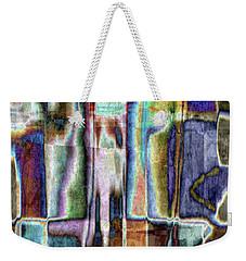 Eccentric Spirit Weekender Tote Bag