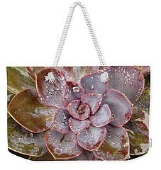 Echeveria Weekender Tote Bag