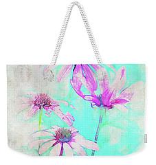 Echinacea - A21t25 Weekender Tote Bag