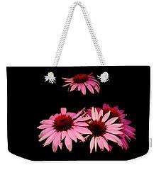 Echinacea Pop Weekender Tote Bag