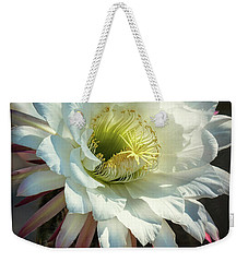 echinopsis candicans - The Argentine Giant  Weekender Tote Bag