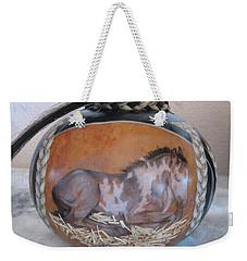 Echo Weekender Tote Bag