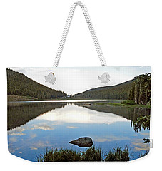 Echo Lake Study 1 Weekender Tote Bag