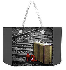 Echoes Of A Past Life Weekender Tote Bag