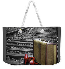 Echoes Of A Past Life Weekender Tote Bag by Patrice Zinck