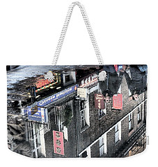 Echoes Of China Weekender Tote Bag