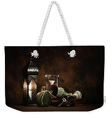 Weekender Tote Bag featuring the photograph Eclectic Ensemble by Tom Mc Nemar