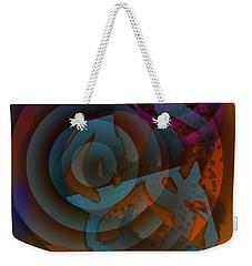 Eclectic Soul Zone Weekender Tote Bag