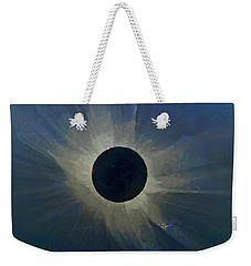Eclipse 2017 Weekender Tote Bag