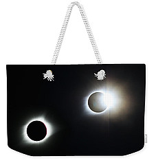 Totality Awesome Weekender Tote Bag