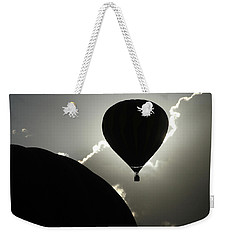 Eclipse Weekender Tote Bag by Marie Leslie