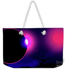 Eclipse Of 2017 Weekender Tote Bag