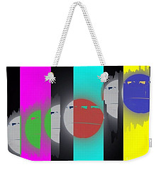 Eclipse Of Love Weekender Tote Bag