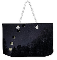 Eclipse Weekender Tote Bag by Richard Engelbrecht