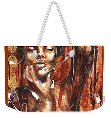 Ecstacy Weekender Tote Bag