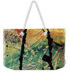Ecstasy II Weekender Tote Bag by Angela L Walker