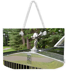 Weekender Tote Bag featuring the photograph Ecstasy by John Schneider