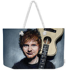 Ed Sheeran Weekender Tote Bag