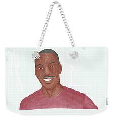 Eddie Murphy Weekender Tote Bag
