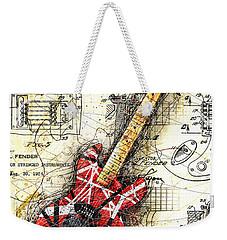 Eddie's Guitar II Weekender Tote Bag