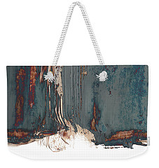 Edge 3 C Weekender Tote Bag by Paul Davenport