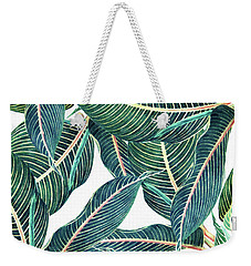 Edge And Dance Weekender Tote Bag