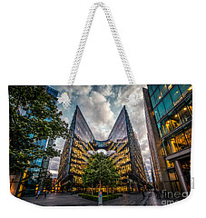 Edges Weekender Tote Bag by Giuseppe Torre