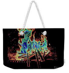 Fire Devils  Weekender Tote Bag