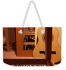 Edgeworth Acoustic Guitar Weekender Tote Bag