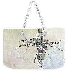 Edgy Weekender Tote Bag