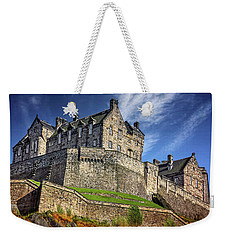 Edinburgh Castle Scotland  Weekender Tote Bag