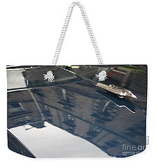 Weekender Tote Bag featuring the photograph Edinburgh Scotland Humber by Mary-Lee Sanders