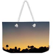 Edisto Sunset Weekender Tote Bag