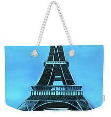 Edsel - Eiffel Weekender Tote Bag