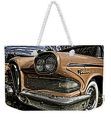 Edsel Ford's Namesake Weekender Tote Bag