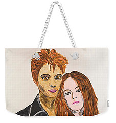 Edward And Bella Weekender Tote Bag
