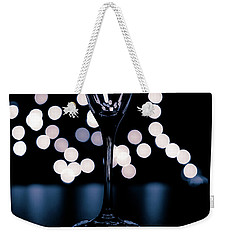 Weekender Tote Bag featuring the photograph Effervescence II by David Sutton