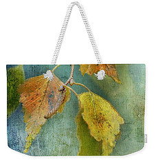 Effeuillantine - 15t12 Weekender Tote Bag by Variance Collections