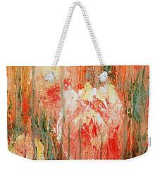 Efflorescence Weekender Tote Bag