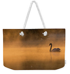Effulgent Stratford Morning Air Weekender Tote Bag